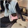 Женская розовая сумка JINGPINPIJU, фото 7