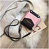 Женская розовая сумка JINGPINPIJU, фото 9