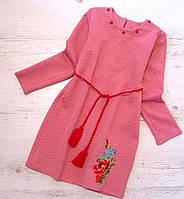 Р.152 детское платье вышиванка, фото 1
