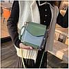 Женская зеленая сумка JINGPINPIJU, фото 2