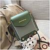 Женская зеленая сумка JINGPINPIJU, фото 3