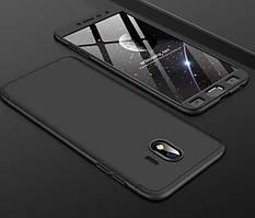 Чехол GKK 360 градусов для Samsung Galaxy J4 J400 2018