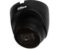 2Mп черная IP видеокамера Dahua с встроенным микрофоном DH-IPC-HDW2230TP-AS-BE (2.8мм)