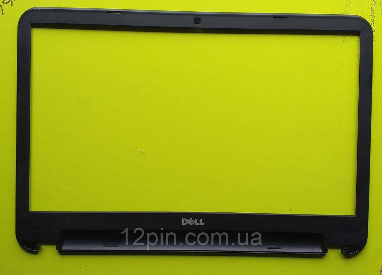 Рамка матрицы Dell Inspiron 15-3521,5521  б.у. оригинал
