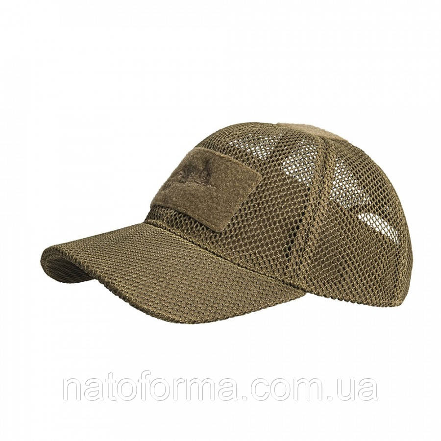 Helikon-Tex® BBC Mesh Cap, Coyote