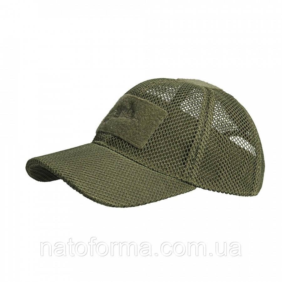 Тактическая бейсболка Helikon-Tex® BBC Mesh Cap, Olive