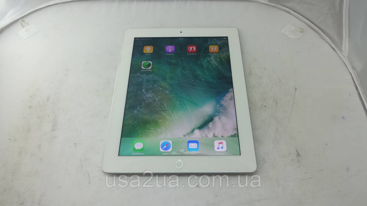 "9.7"" Планшет Apple Ipad 4 Retina 16Gb 3G 4G WiFi  neverlock Кредит Гарантия Доставка"