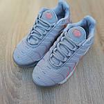 Женские кроссовки Nike TN Plus РЕФЛЕКТИВ (серые) 20025, фото 5