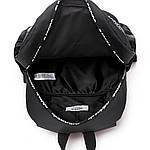 Спортивний рюкзак Adidas XENO Reflectiv (чорний) - РЕФЛЕКТИВ #Adidas, фото 3