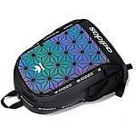 Спортивный рюкзак Adidas XENO Reflectiv (черный) - РЕФЛЕКТИВ #Adidas, фото 5