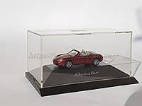 Herpa масштабная модель легкового автомобиля Porsche Boxster, масштаба 1/87, H0