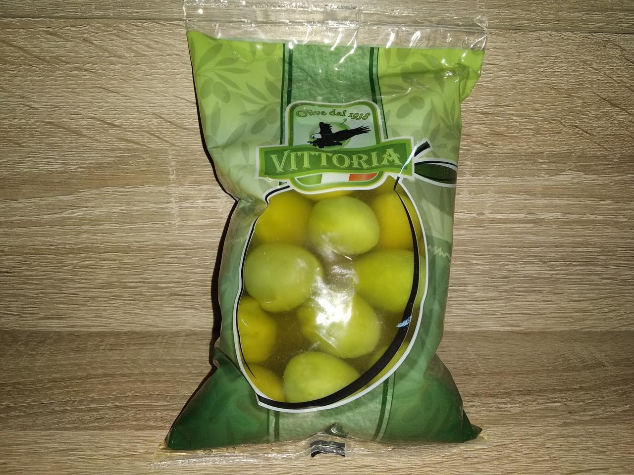 Оливки з кісточкою Olive dal 1938 Vittoria 500 гр.