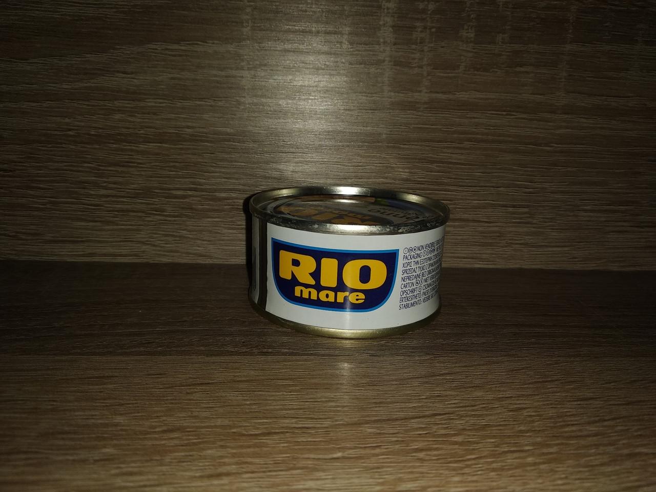 Тунець Ріо-Маре 80 гр.