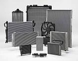 Радиатор охлаждения двигателя - Thermotec, Nissens Behr Hella, кондиционера AVA, вентилятор Valeo, фото 8