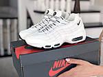 Жіночі кросівки Nike 95 (білі) 9152, фото 2