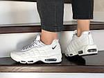Жіночі кросівки Nike 95 (білі) 9152, фото 4