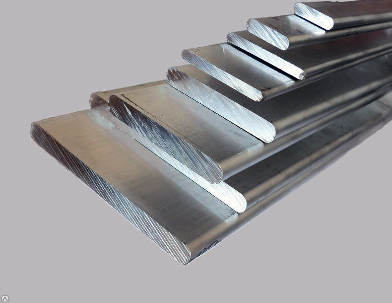 Полоса стальная 80 х 8 мм ст 3 длина 6 м