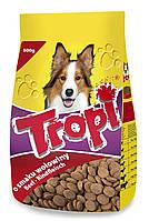 Сухой корм для собак TROPI с говядиной 500 г