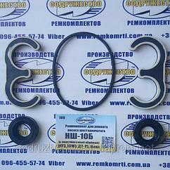 Ремкомплект НШ 10Б насос шестеренчатый (с пластмассовой обоймой) трактор МТЗ, ЮМЗ, ДТ-75 комбайн Нива