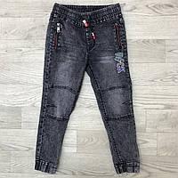Веснянні чорні джинси-джогери для хлопчиків-юніорів від 8-16років. Виробник Happy house Польща.