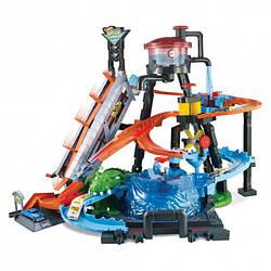 Автомойка Mattel Hot Wheels Бешеная автомойка (FTB67)