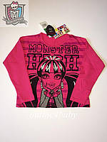 Реглан Monster High на девочку 7-8 лет