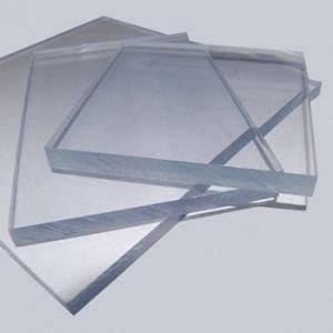 Акрил екструдований, прозорий, 4 мм, лист 3050х2050мм, фото 2