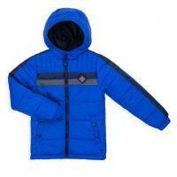 Куртка Verscon с темной полосой (3352-134B-blue)
