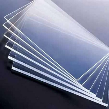 Акрил екструдований, прозорий, 5 мм, лист 3050х2050мм, фото 2