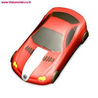 Пластиковая форма спорткар
