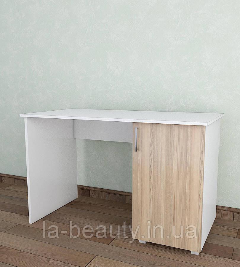 Стол письменный Тавол Ясбел СТ1Т 1200х600х750 Белый/Ясень