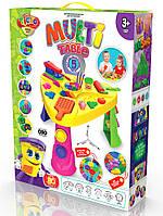 """Стіл для дитячої творчості з тестом для ліплення """"MULTI TABLE"""", MTB-01-01"""