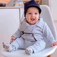 Как одеть ребенка: инструкция в картинках для родителей грудничка и детей постарше🤔 (Часть 4: от +13 до +17°C)