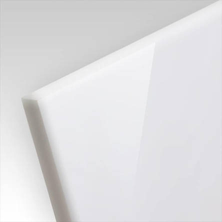 Акрил екструдований, молочний, 2 мм, лист 3050х2050мм, фото 2