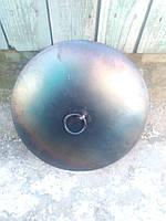 Крышка для сковороды из диска бороны 30 см.