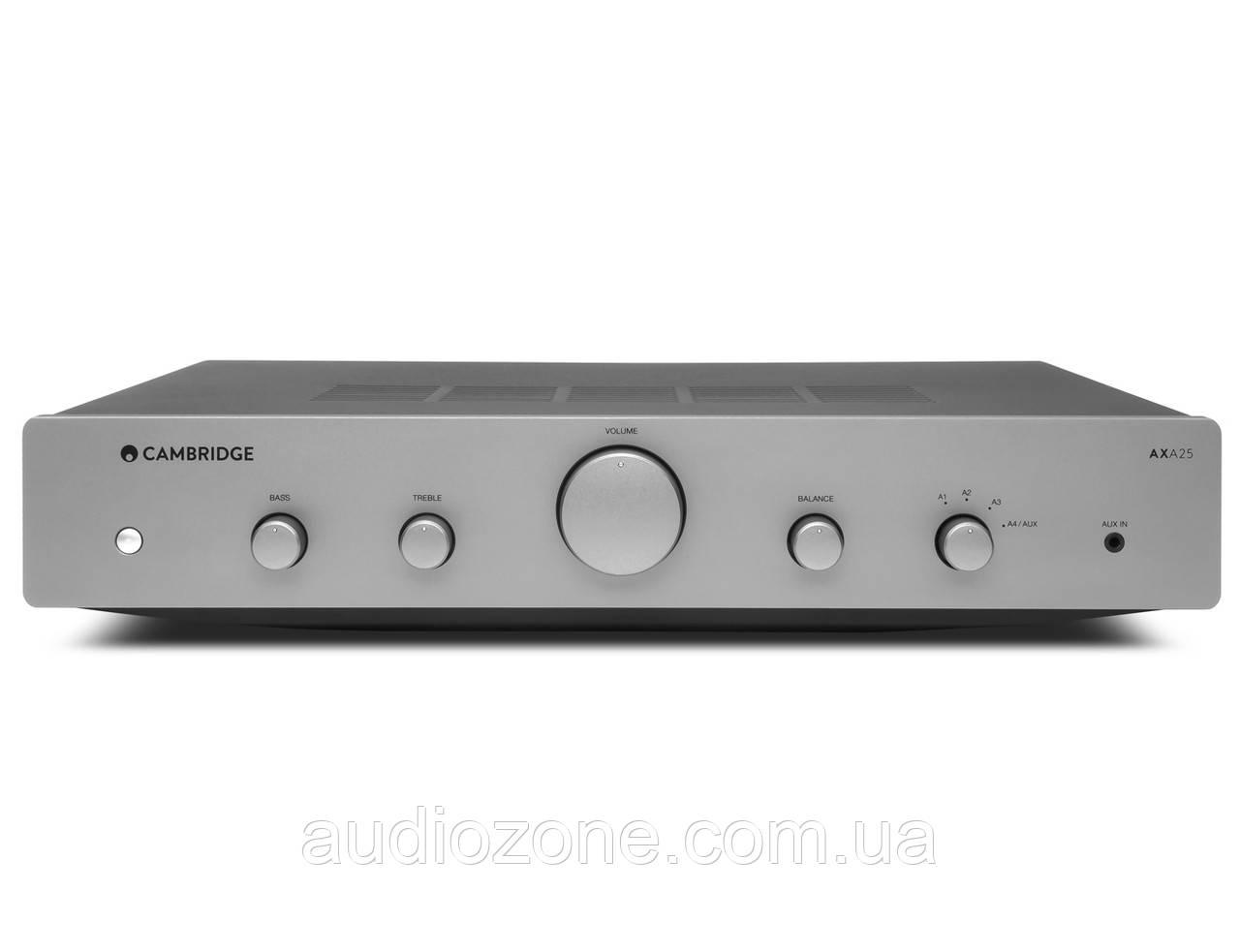 Интегральный стерео-усилитель Cambridge Audio AXA25