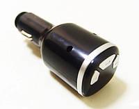 FM модулятор Bluetooth автомобильный Спартак MOD X11 BT Черный 4913, КОД: 1541927