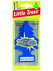 Ароматизатор воздуха Little trees Елочка New Car Scent ELT-new-car, КОД: 1533340