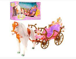 Карета с лошадью A-Toys hubtZCo34590, КОД: 1525088