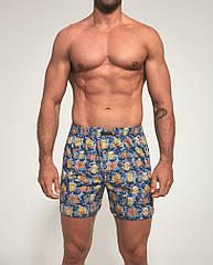 Трусы-боксеры Cornette Classic M Разноцветный 001-89 .M, КОД: 1562994