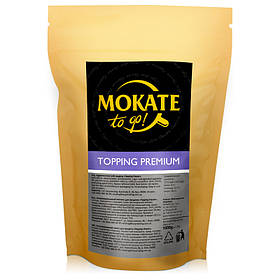 Сливки Mokate Topping Premium 1 кг 24.022, КОД: 165176