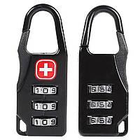 Кодовый замок для рюкзака SwissGear SR-40 3835-11428, КОД: 1559669