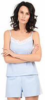 Пижама женская MODENA P095-3 M Голубой, КОД: 1582559
