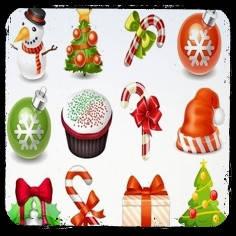 Новогодние игрушки, костюмы, гирлянды, аксессуары