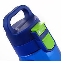 Бутылка для воды YES Deep Blue 830 мл Синий 706036, КОД: 1563721
