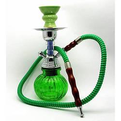Кальян Huka 27 см Зеленый DN18500, КОД: 712602
