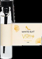 Парфюмированная вода VOTRE Parfum White suit 2 ml 9000007088УН000015419, КОД: 1462308