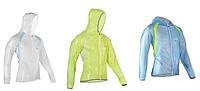 Велосипедна куртка дощовик рокброс Tour de France ( зелений , синій , прозорий )