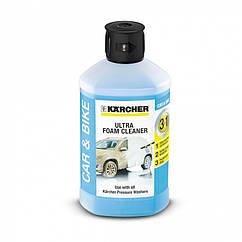 Активная пена для бесконтактной мойки Kärcher Ultra Foam 3 в 1, 1 л 6.295-743.0, КОД: 1399024