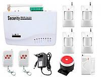 Беспроводной GSM сигнализации G10, КОД: 1580691